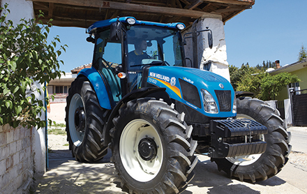 New Holland TDD DELTA