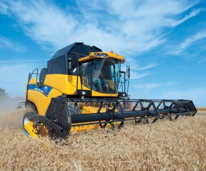 New Holland CX5000-6000