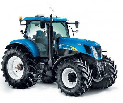 New Holland T7000 Auto Command