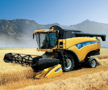 New Holland CX8000